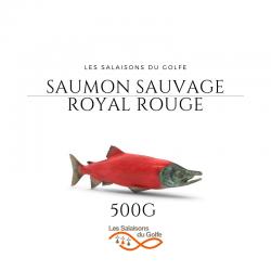 Saumon Sauvage Royal Rouge