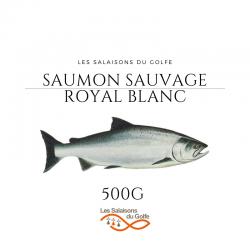 Saumon Sauvage Royal Blanc