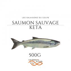 Saumon Sauvage Keta